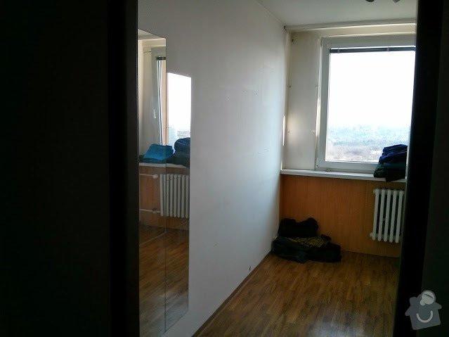 Částečná rekonstrukce bytu (jádro, podlahy, elektroinstalace, malířské práce): HAJPLICPREDREK_5_