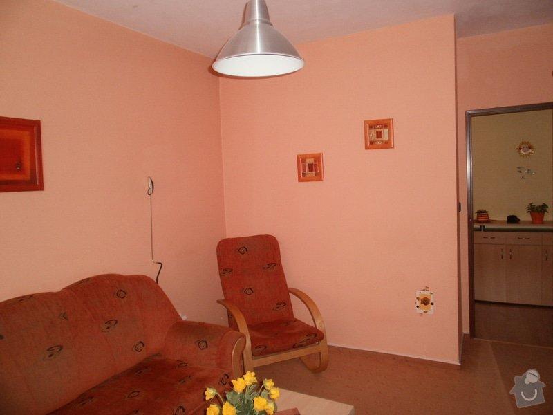Rekonstrukce pokoje pro dceru (18), vozíčkářku: 2