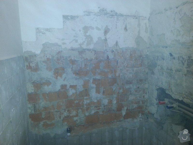 Rekonstrukce koupelny a WC: IMG_20150408_172536
