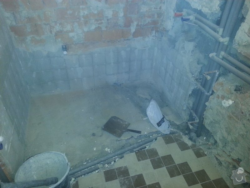Rekonstrukce koupelny a WC: IMG_20150408_172718