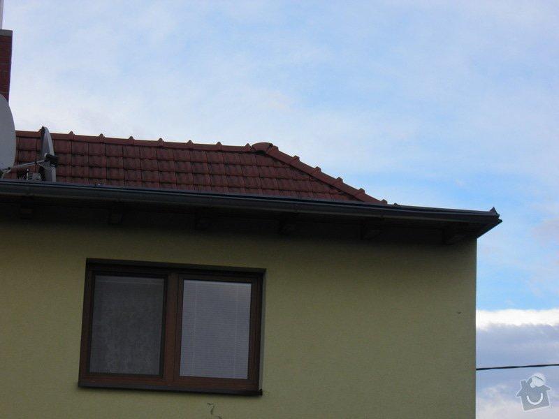 Oprava poškozeného zateplení a fasády cca 6x 10m: P4010268
