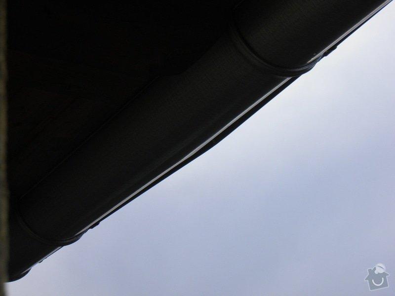 Oprava poškozeného zateplení a fasády cca 6x 10m: P4010270