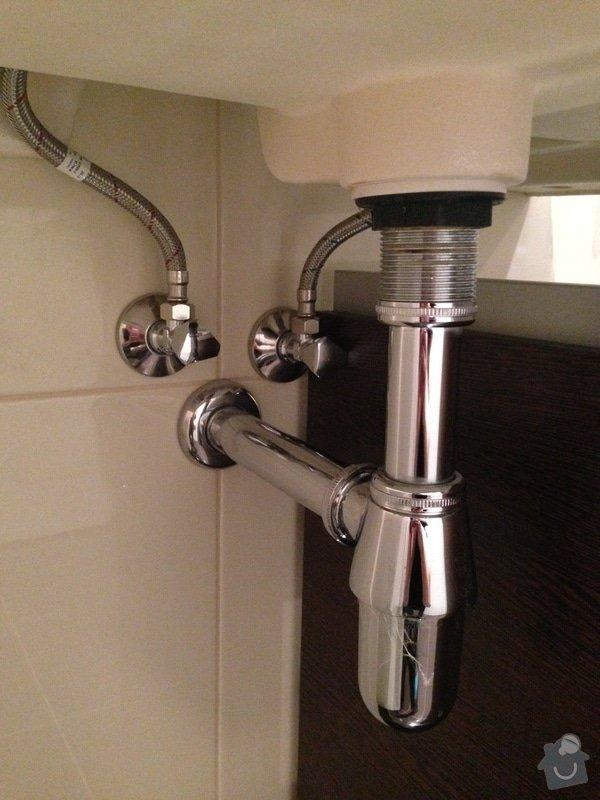 Instalace koupelnove skrinky pod umyvadlo: photo_3