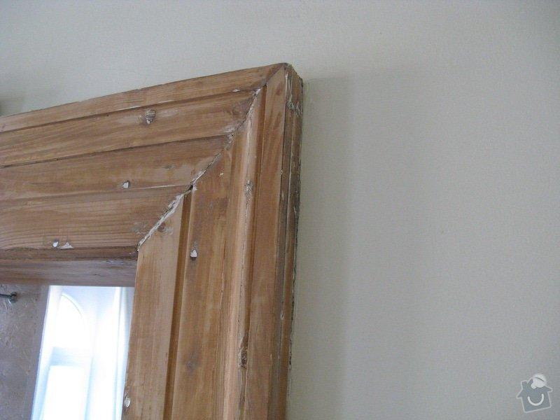Lakýrnické práce - dřevěné zárubně: Foto3