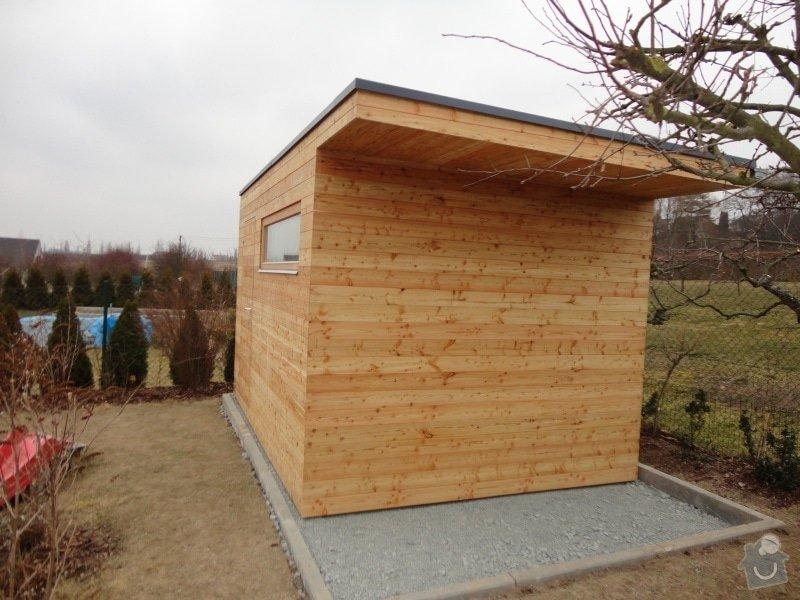Poptávám výrobu, dodání a montáž zahradního domečku na nářadí: pohled2