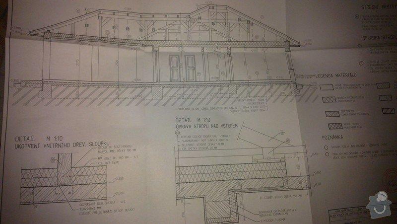 Cennová nabídka na realizaci střechy a krovu: pudorys_krovu