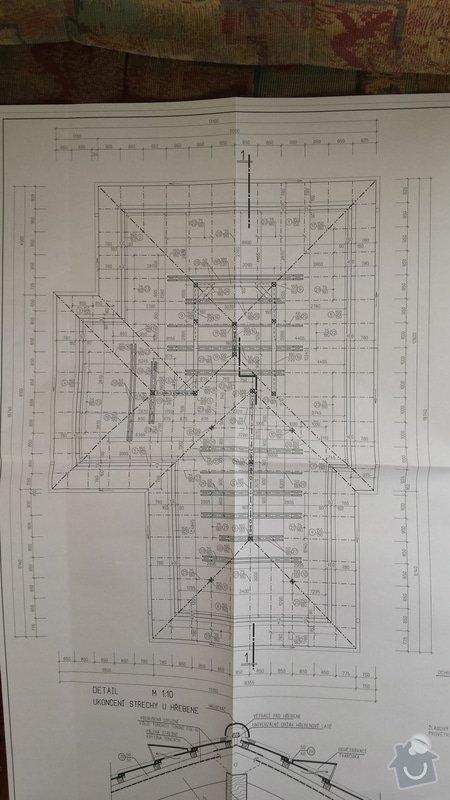 Cennová nabídka na realizaci střechy a krovu: pudorys_krovu_1_