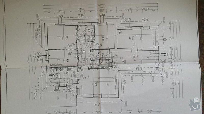 Cenovou nabídku,popř,realizaci na podlahové vytápění: pudorys_prizemi