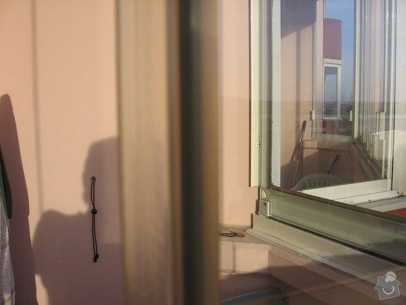 Těsnění plastové na balkonová okna: IMG_5086