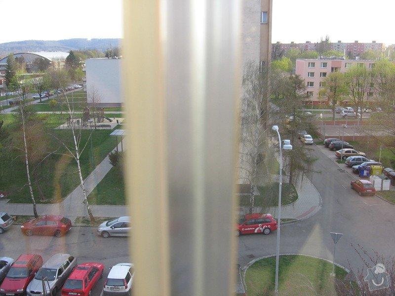Těsnění plastové na balkonová okna: IMG_5088