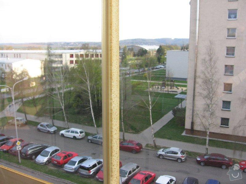Těsnění plastové na balkonová okna: IMG_5089