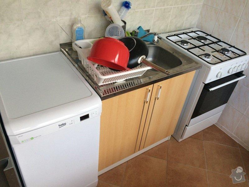 Kuchyňská linka: 3