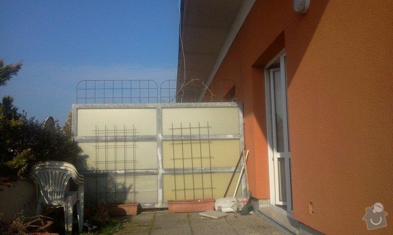 Pergola: balkon