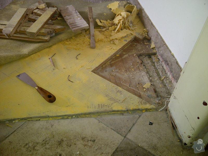 Pokládka vinylové podlahy: skladba_podlahy