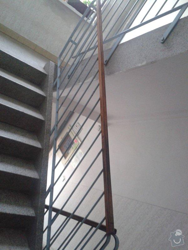 Renovace schodišťového zábradlí: 20150416_182145