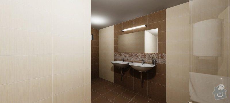 Rekontrukce koupelny: 2