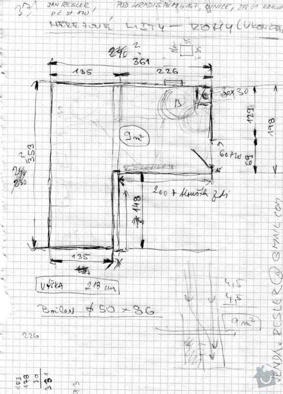 Rekontrukce koupelny: Nakres_koupelny