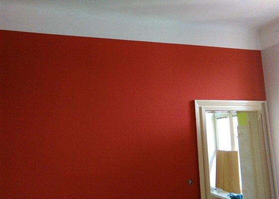 Malování pokojů