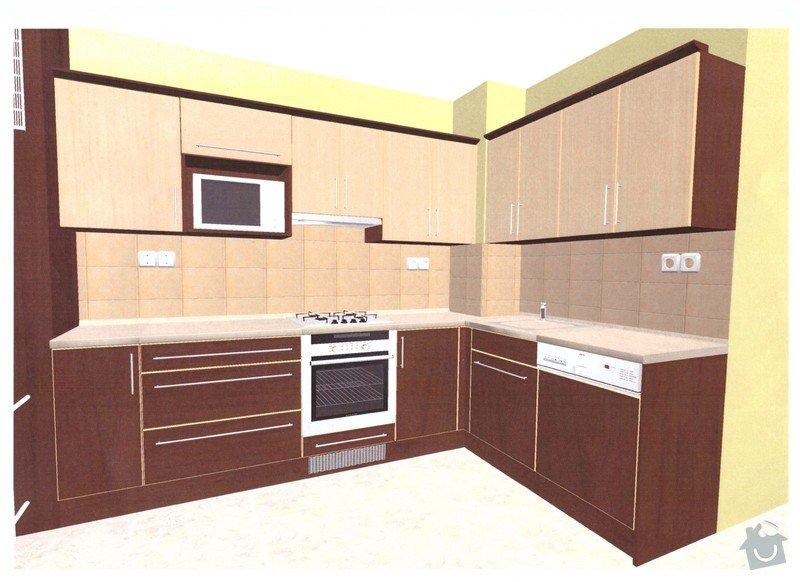 Zhotovení kuchyňské linky: Kuchynska_linka