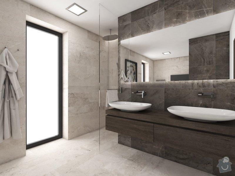Obložení koupelny: Z_140129_K1_v2_p01