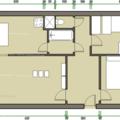 Kompletni rekonstrukce paneloveho bytu 3 1 puvodni