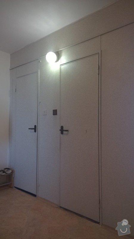 Renovace panelákového bytového jádra (bez bourání): WP_20150418_001