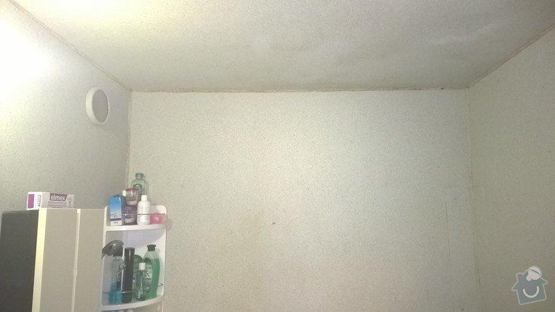 Renovace panelákového bytového jádra (bez bourání): WP_20150418_002