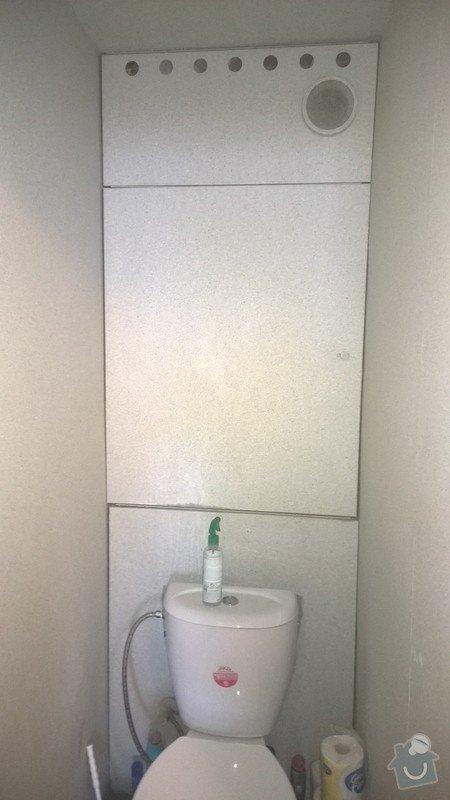 Renovace panelákového bytového jádra (bez bourání): WP_20150418_004