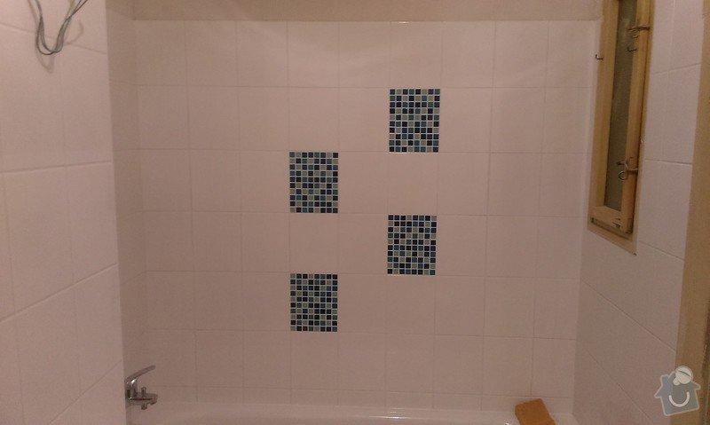 Rekonstrukce koupelny, příprava pro kuchyňský kout: IMAG1442