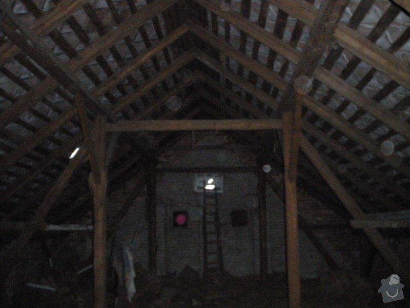 Rekonstrukce střechy : P2251166