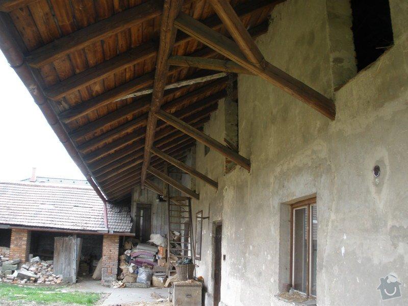 Rekonstrukce střechy : P4181215
