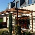 Instalace kryti zahradni pergoly u domu 20150419 141631