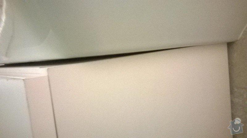 Skříňky do koupelny a WC pod umyvadlo: WP_20150130_020