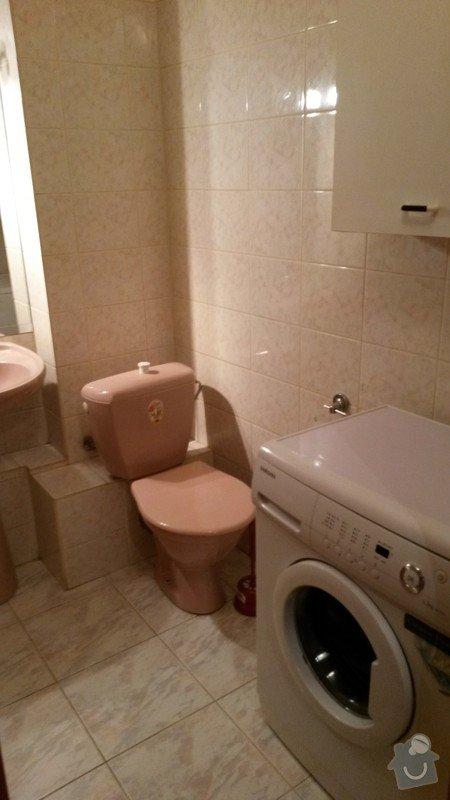 Rekonstrukci koupelny: 20140323_163818