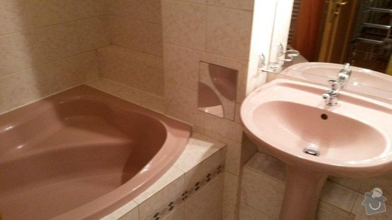 Rekonstrukci koupelny: 20140323_163838