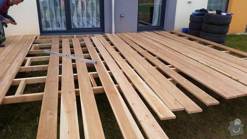 Dřevěná terasa : 11009087_1000369656648160_1573181362627270285_n