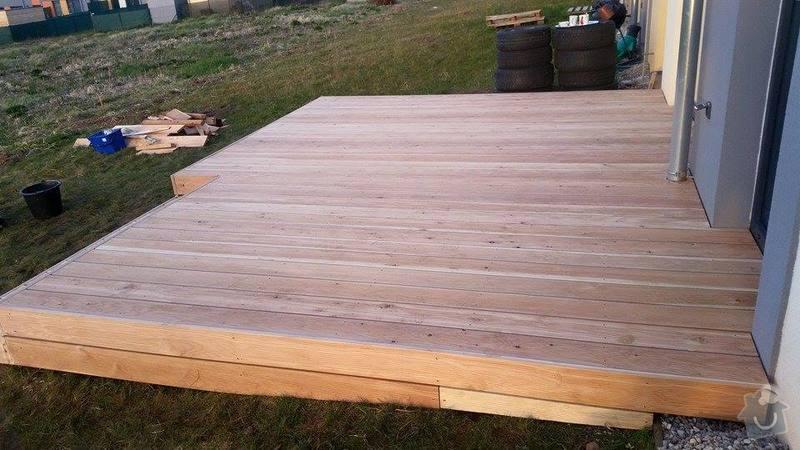Dřevěná terasa : 11118507_1000369529981506_4855530914647343992_n