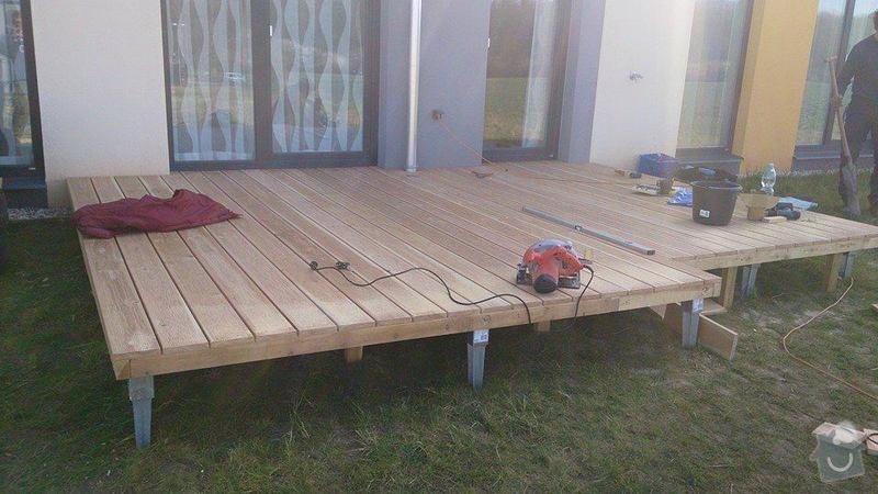 Dřevěná terasa : 19606_1000369613314831_8785242584340476454_n