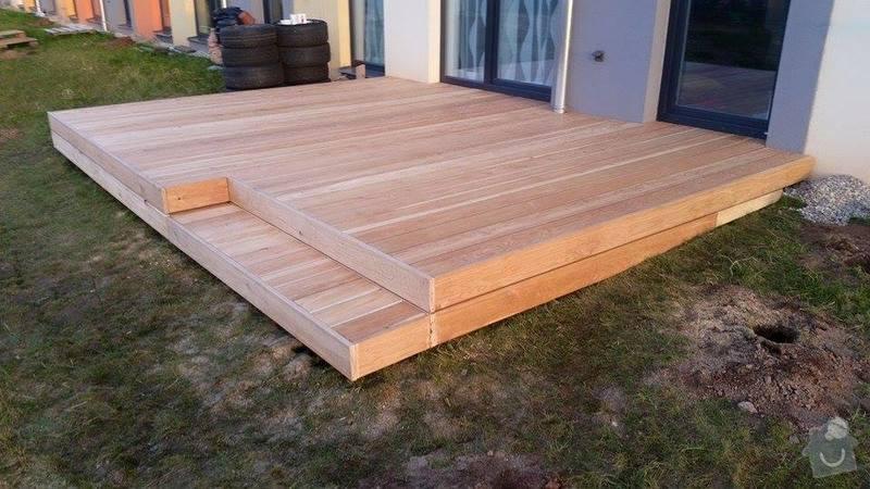 Dřevěná terasa : 10308086_1000369469981512_7724536481489706554_n