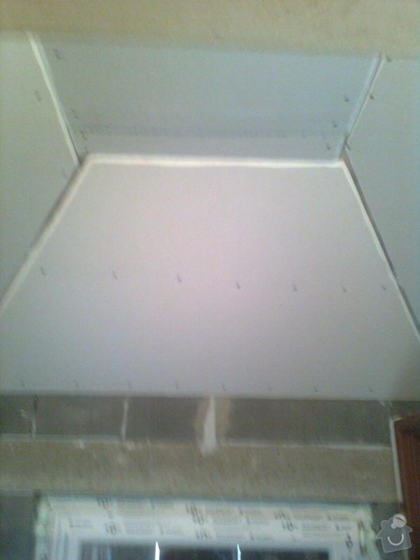 Oprava podkroví - nové schodiště, zateplení střechy, 2 střešní okna: Obraz1732