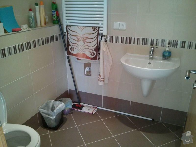 Úprava kúpelne: kupelna2