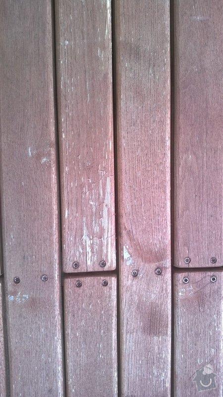 Repase terasy z akáty, nový nátěr olejem: obrazek_1