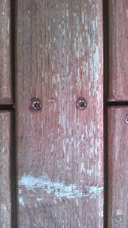 Repase terasy z akáty, nový nátěr olejem: obrazek_2