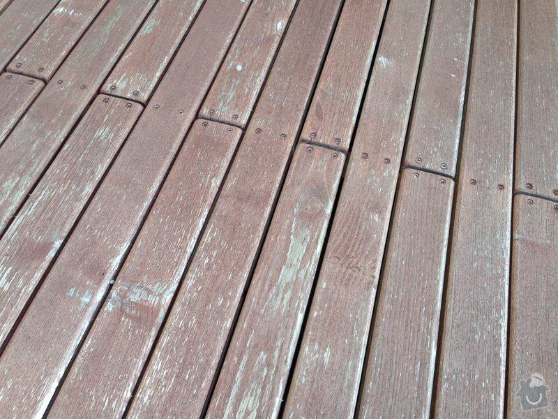 Repase terasy z akáty, nový nátěr olejem: obrazek_3