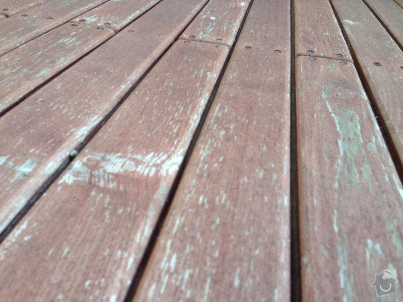Repase terasy z akáty, nový nátěr olejem: obrazek_4
