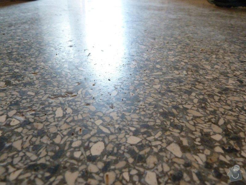 Čištění teraco podlahy: P1060649