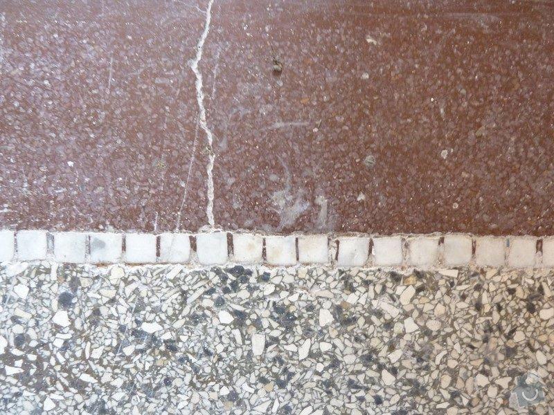 Čištění teraco podlahy: P1060650