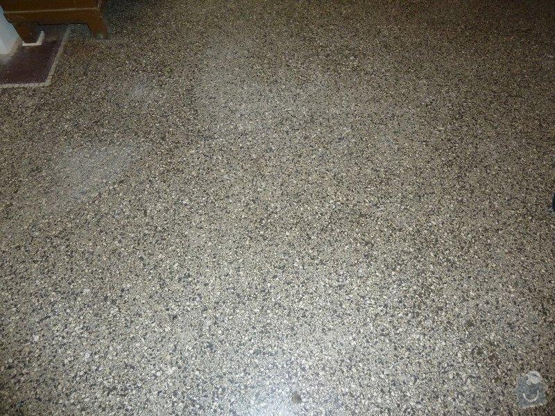 Čištění teraco podlahy: P1060648
