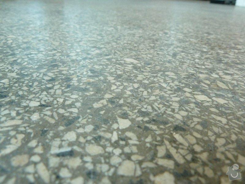 Čištění teraco podlahy: P1060654