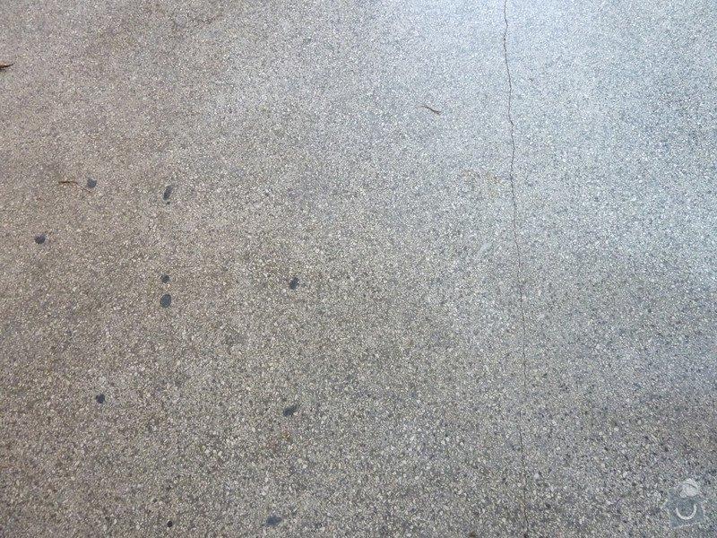 Čištění teraco podlahy: P1060652